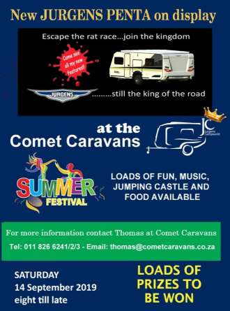 Business News | Caravan and Camping News 24/7 Digital Magazine