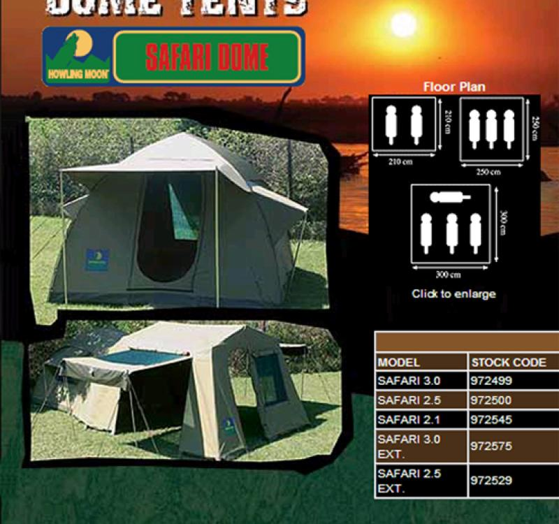 Howling Moon Tent Range Dome Tent Frame Tent Rooftop