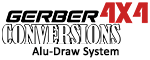 Gerbers 4WD Alu-Draw System Range