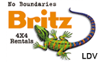 Britz LDV Rentals Range