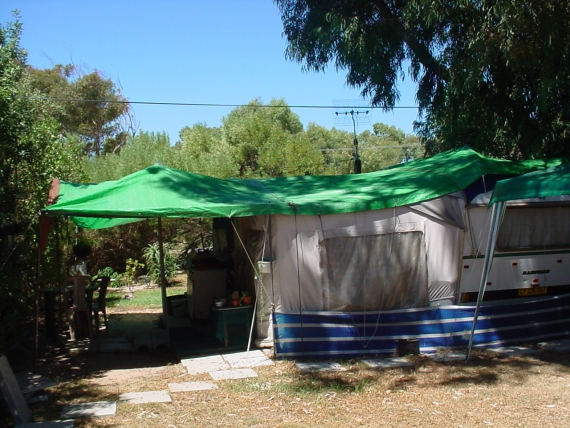 Are there any Permanent Caravan Parks in SA - Forum Topic
