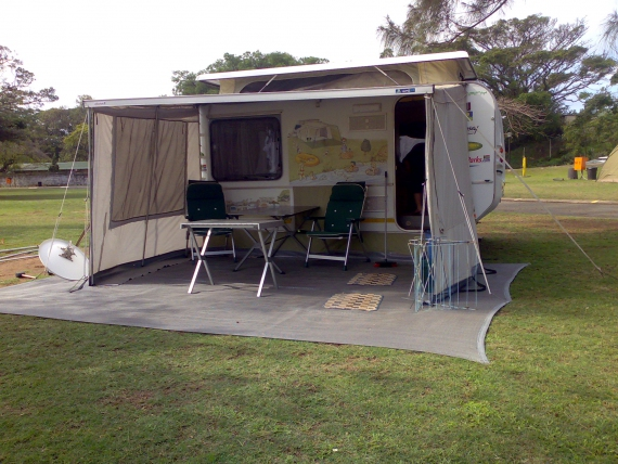 To Put The Awning Only Up Takes Less Than 10 Minutes Two Sides Clip On Side Poles And Take 5