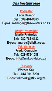 Western Cape Resorts Association