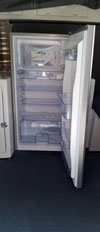 Double door 200Lt fridge/freezer