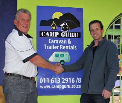 Camp Guru - new Sherpa dealer