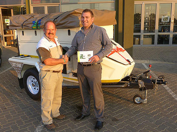 If you followed the exciting fifth series of KykNets Safari 4x4 Roetes competition run from January 2 to March 26