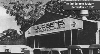 First Jurgens Factory