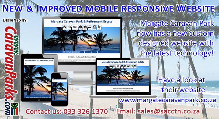 Margate Caravan Park Revamp