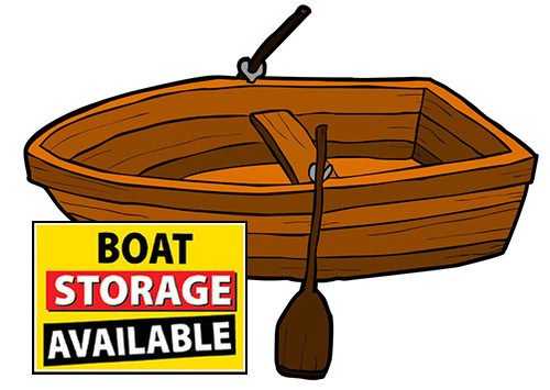 Maragte Caravan Park Boat Storage Facilities Available