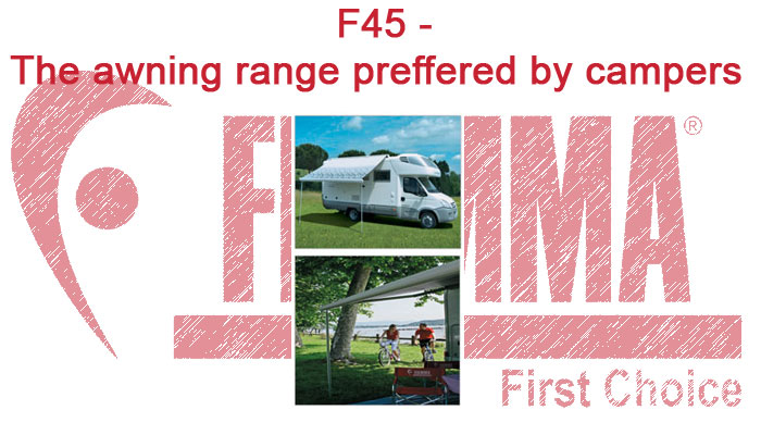 Fiamma First Choice, Motorhome, Caravan, Camper Van, Products