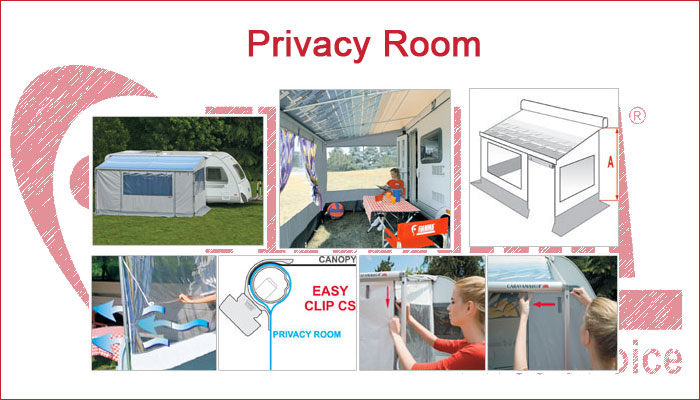 Privacy Room Blocker