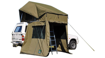 Protent Rooftop Tent