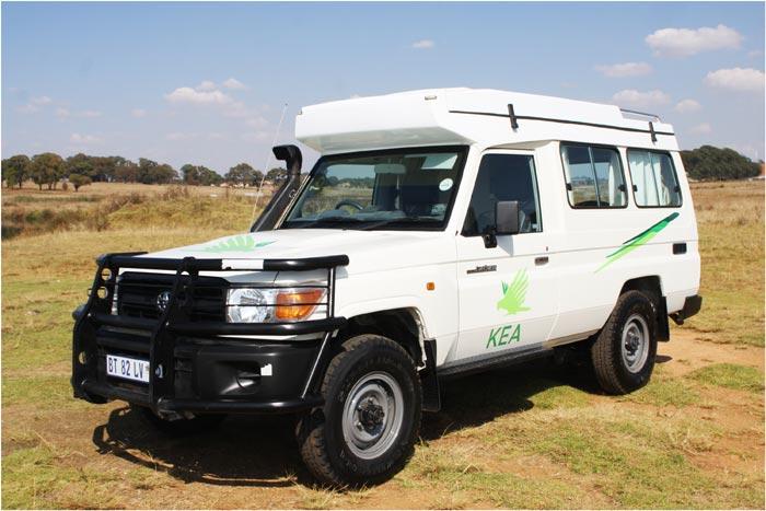 Kea Campers 4WD PT