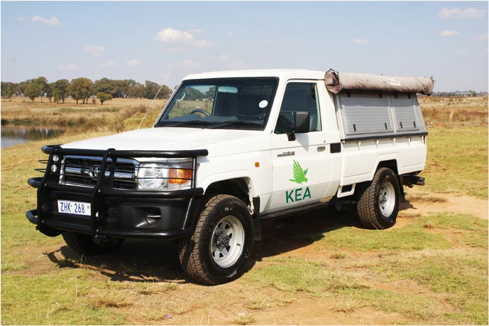 Kea Campers 4WD SLE