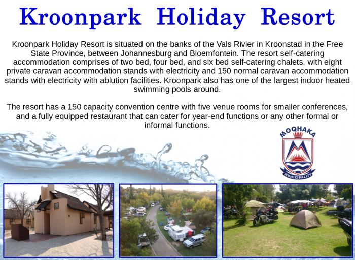 kroonpark holiday resort