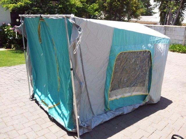 Die Mulit-Room het sy eie deurtjie en grondseil. & Caravan and Camping Forums - Discuss Suggestions Advice Help on ...