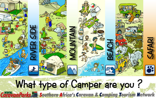 What type of camper are you?