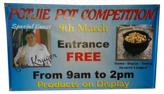Comet Potjie Competition 2019