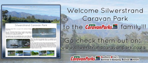 Welcome Silwerstrand Caravan Park