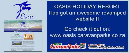 Oasis Revamped Website