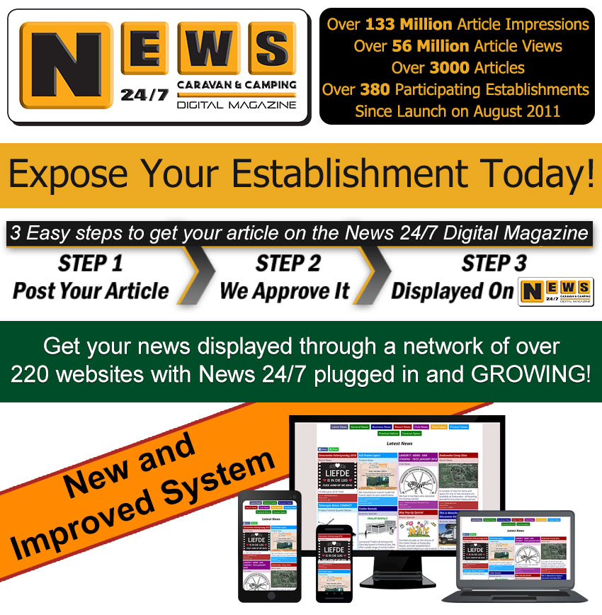 News 24/7 Caravan and Camping Digital Magazine