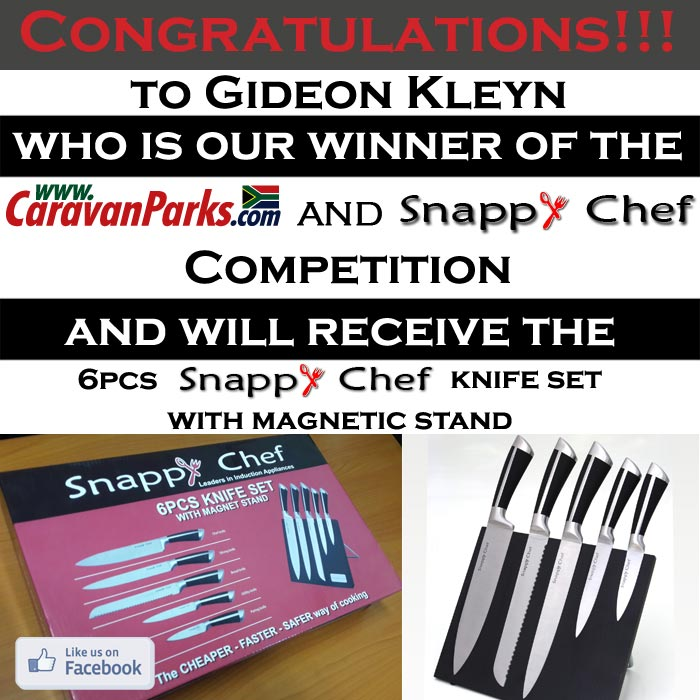 Snappy Chef Competition Winner
