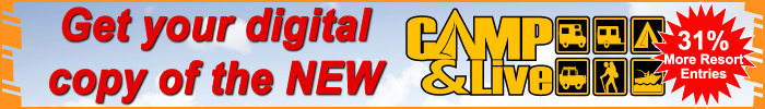 Get your digital copy of the NEW Camp and Live Caravan and Camping Guide