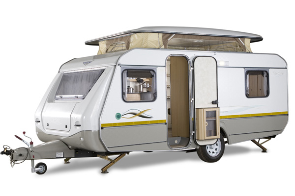 Awnings and porches - Crowland Caravans and camping