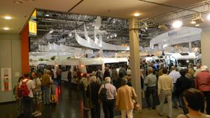 Caravan Salon Dusseldorf Show