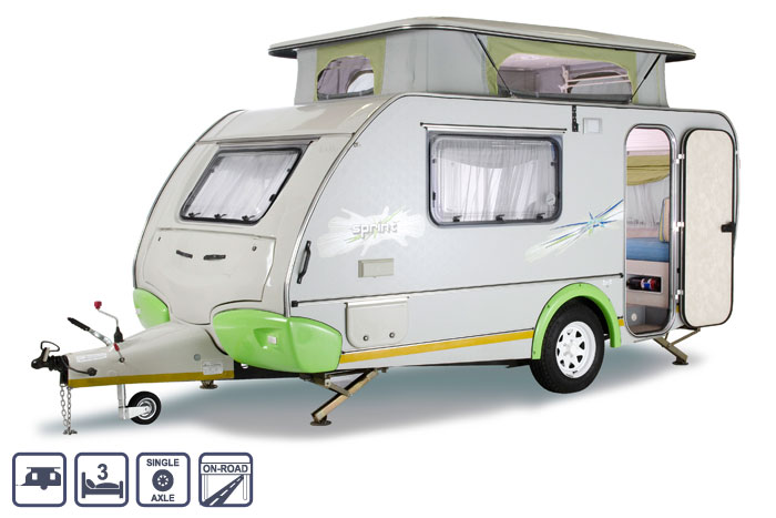 Awesome Caravans  1992 Sprite Sunway Caravan Was Listed For R4995000 On 29