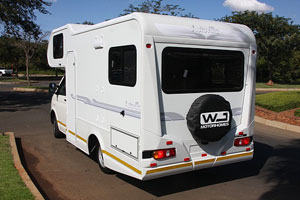 Autovilla Motor Homes For Sale In South Africa