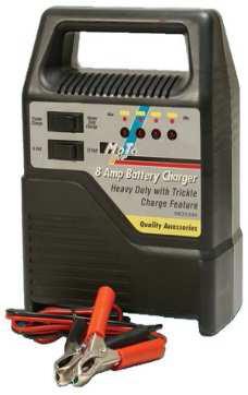 Battery Charger 6/12V - 1234