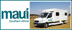 Maui Motorhome Rentals Southern Africa