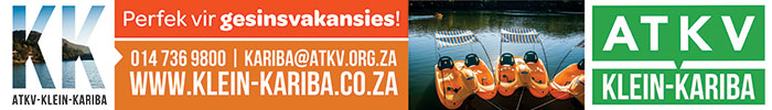 ATKV Klein Kariba - Caravan Parks, Camping Sites, Holiday Resorts in Limpopo South Africa