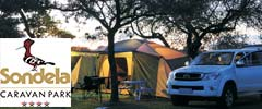 Sondela Nature Reserve - Caravan Parks, Camping Sites, Holiday Resorts in Limpopo South Africa