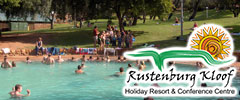 Rustenburg Kloof - Caravan Parks, Camping Sites, Holiday Resorts in North West South Africa