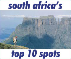 South Africa Caravan and Camping Resorts Accommodation