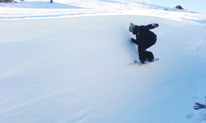 20. Snow Boarding – Oxbow, Lesotho