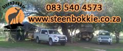 Steenbokkie Private Nature Reserve - Caravan Parks, Camping Sites, Holiday Resorts in Western Cape South Africa