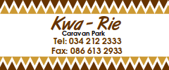 Kwa-Rie Caravan Park - Caravan Parks, Camping Sites, Holiday Resorts in KwaZulu-Natal South Africa
