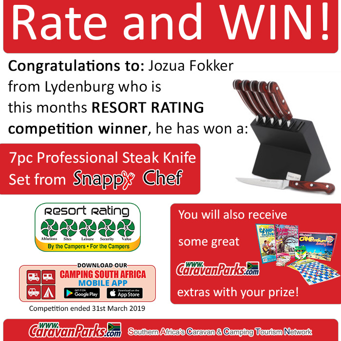 2019 March Resort Rating Competition Winner