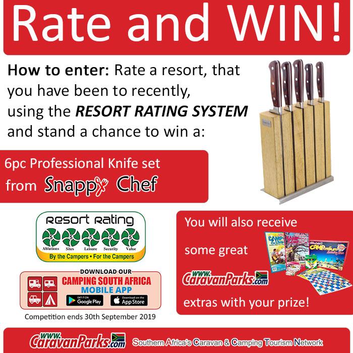 2019 September Resort Rating Competition